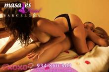 MASAJES EROTICOS / BEST EROTIC MASSAGE