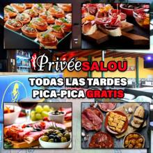 PICA PICA GRATIS EN STRIP CLUB PRIVEE SHOWGIRLS SALOU COSTA DORADA