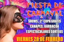 GRAN FIESTA DE CARNAVAL EN STRIP CLUB SHOWGIRLS PARIS SAGUNTO PUZOL VALENCIA