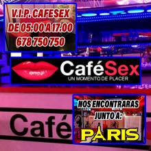 VIP DIA CAFESEX 24H TU MOMENTO DE PLACER ESCORTS STRIP CLUB BROTHEL SHOWGIRLS